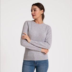 Grana Mongolian cashmere crew sweater